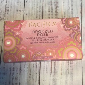 Pacifica Bronzed Rose Coconut Infused Blush/Bronze